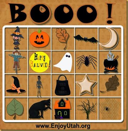 Halloween Bingo-001