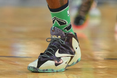 lebron james nba 140216 all star new orleans 22 game Gallery: LBJ Wears Gator King LeBron 11 in 2014 NBA All Star Game