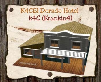 K4CEl Dorado Hotel Structure base (Krankin4) lassoares-rct3