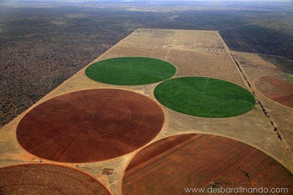 Moderne Landwirtschaft in Südafrika