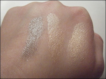 MAC Chilled on Ice Paint Pot Swatch