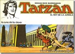 P00001 - Tarzan #1