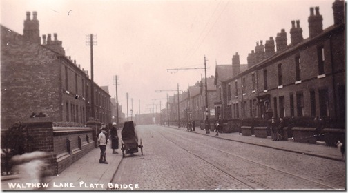 Walthew Lane Platt Bridge 1936 2