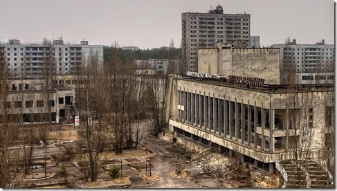 Pripyat Nuestro Mundo