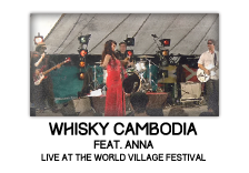 The Cambodian Space Project - Whisky Cambodia