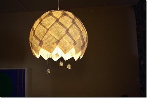 korpdotter-lampa