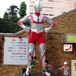 ultraman in Tokyo, Tokyo, Japan