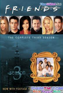 Những Người Bạn 3 - Friends Season 3 Tập 25 26 Cuối