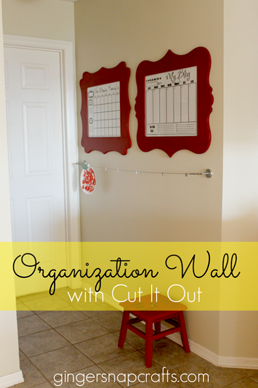 Organization-Wall-at-GingerSnapCraft