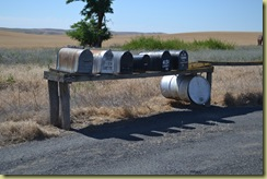 Country mailboxes