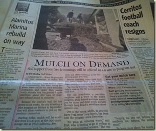 pic of mulch on demand article