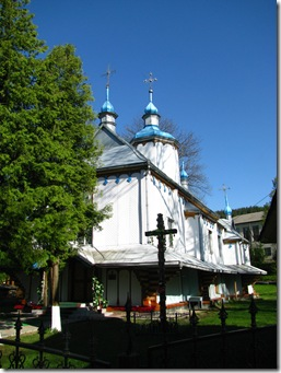 Церква у Маняві