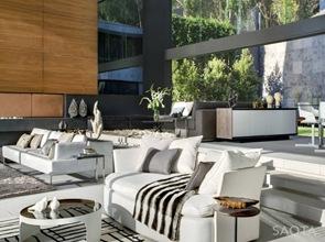 muebles de diseño casa de lujo casa nettleton 199 saota