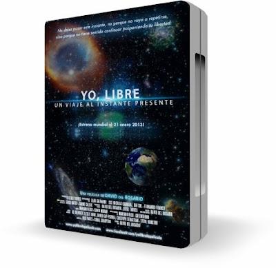 YO, LIBRE (La Película) [ Video DVD ] – Una invitación a reflexionar acerca de nosotros mismos y a darnos cuenta del inmenso potencial que ocultamos
