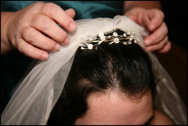 veil comb