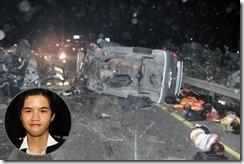 anak ahmad dhani kemalangan 1