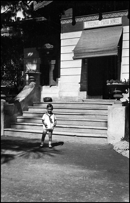 tribunal tutelar de menores 1935