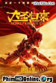 Tây Du Ký: Đại Thánh Trở Về - Monkey King: Hero Is Back