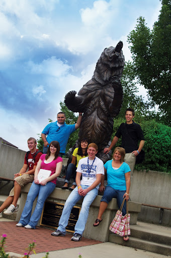 These are a few of the students who attend the MSU West Plains Campus. (Photo provided by the MSU West Plains University)
