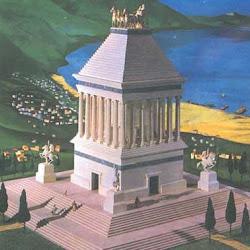 39 - Reconstruccion del Mausoleo de Halicarnaso