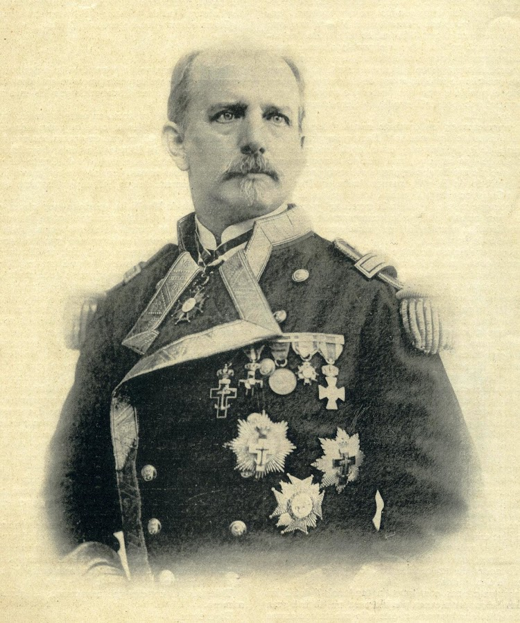 D. Luis Cadarso y Rey. Capitán de Navío, Comandante del REINA CRISTINA. EL MUNDO NAVAL ILUSTRADO. AÑO 1.898.JPG
