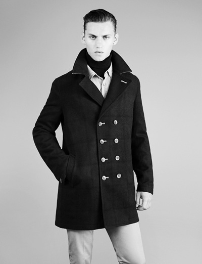 Josh McLellan by Ben Toms for Topman F/W 2011. Styled by Robbie Spencer