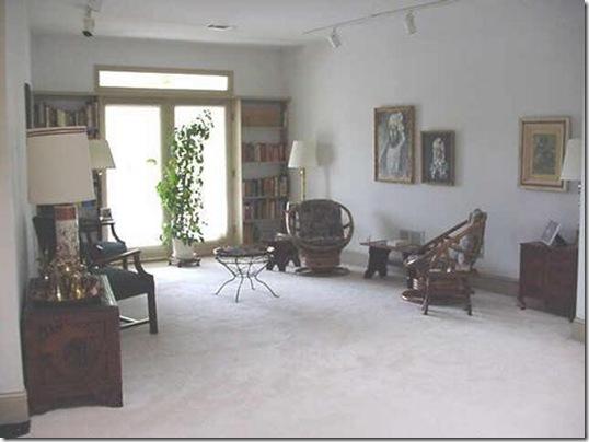 former livingroom