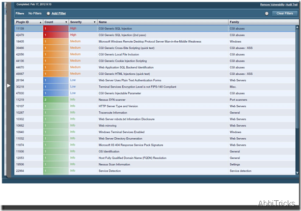 Tenable Release Nessus 5.0 vulnerability scanner