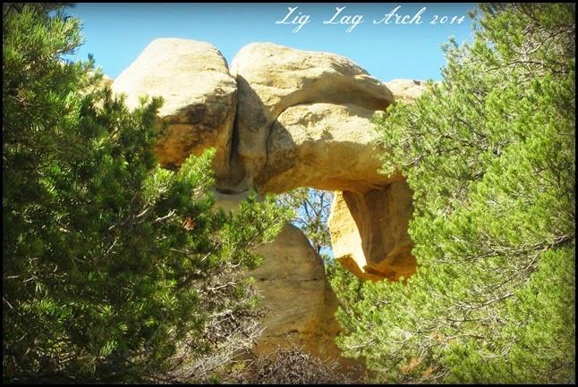 Zig Zag Arch 4