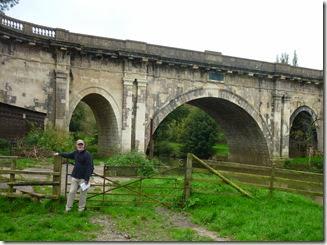 dave at dundas aqueduct