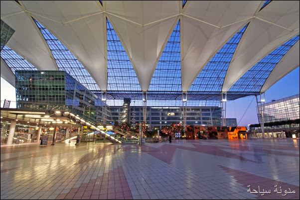مطار المانيا