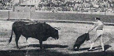 Guerrita estocada Bilbao 1899 001