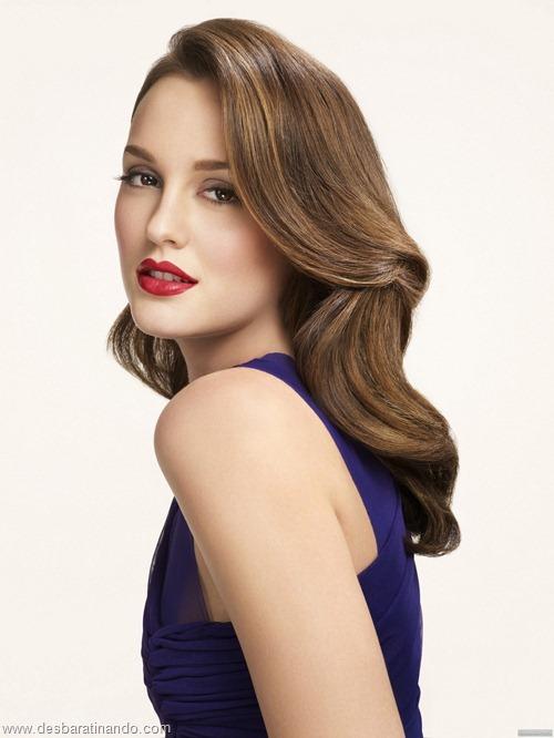 Leighton meester blair gossip girl garota do blog linda sensual desbaratinando  (142)