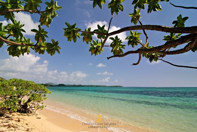 Bagieng Island in Caramoan