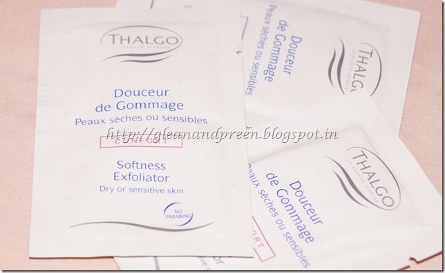 Thalgo Confort Softness Exfoliator Effects
