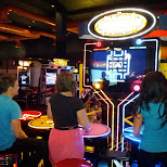dave and busters games in Toronto, Ontario, Canada