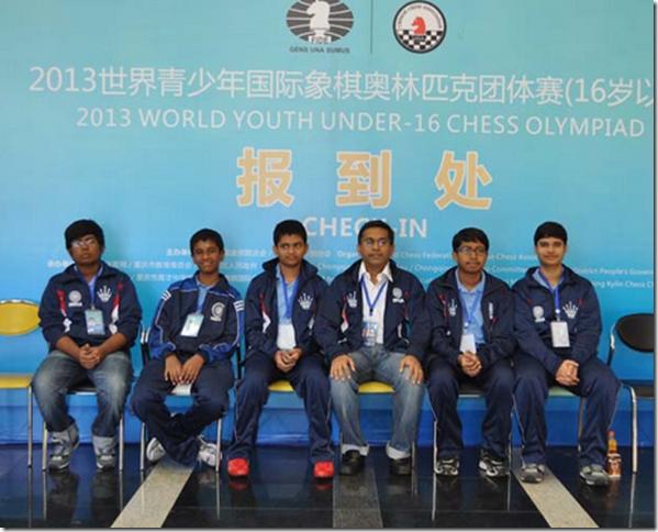 Team India Under-16