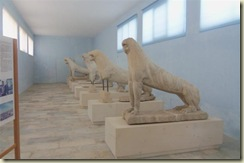 Delos Museum Lion (Small)