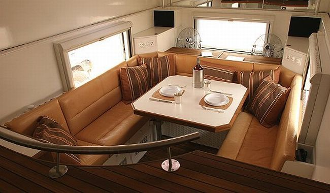 Caravan which have everything you need
