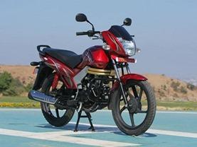 Mahindra-Centuro-Bike