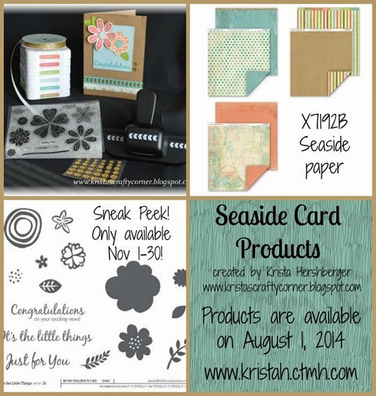 Seaside Card products image
