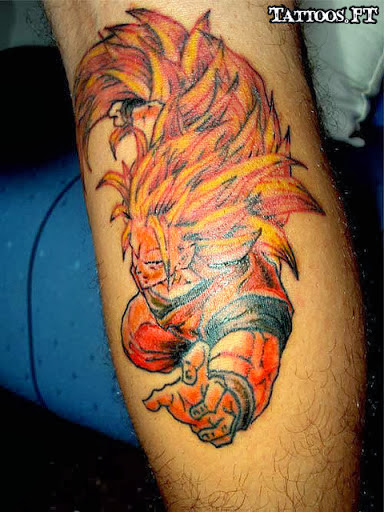 Dragon ball tattoos pictures tattoos ideas for Dragon ball z tattoo ideas