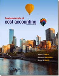 Solution Manual for Fundamentals of Cost Accounting 4th Edition William N. Lanen Shannon Anderson Michael W Maher