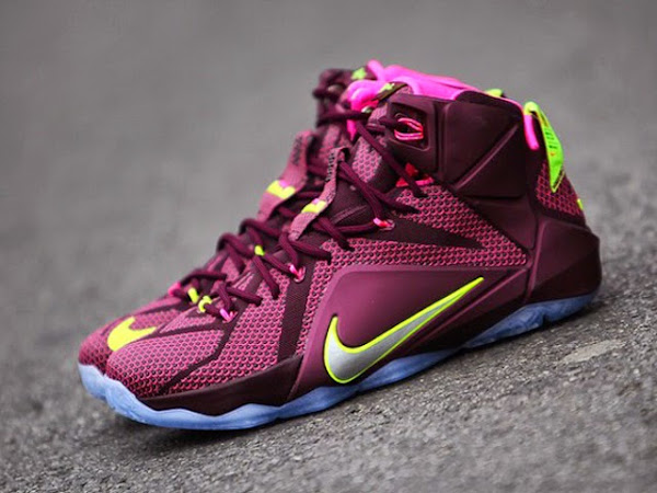 Nike LeBron XII 8220Double Helix8221 8211 New Photos amp Release Info