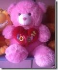 Pink Bear Love 2