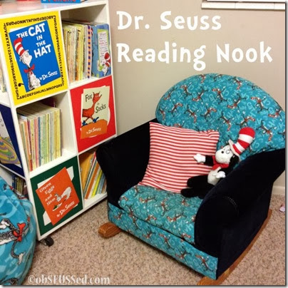 Dr Seuss Reading Nook Chair Sq ObSEUSSed