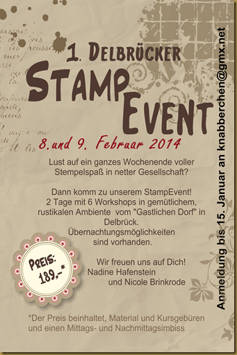 Flyer Stamp-Event