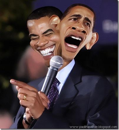 Caricatura Obama1