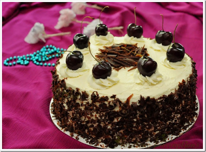 Black Forest  Cake 6