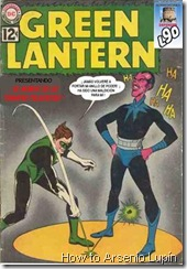 P00011 - 7 - Sinestro Green Lanter